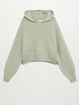 mango-knitted-hoodie-light-green