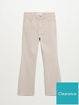 mango-cropped-jeans-beige