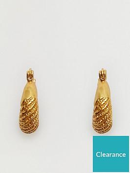 mango-hoop-earrings-gold