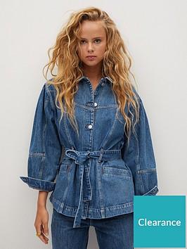mango-belted-denim-jacket-blue