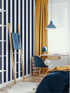 superfresco-easy-navy-stripe-wallpaper
