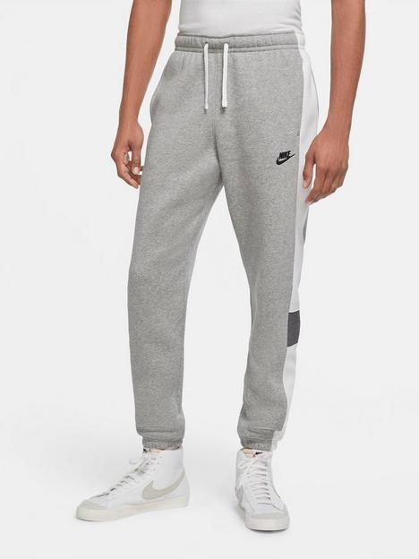 nike-plus-size-colourblock-joggers-greywhite