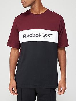 reebok-classic-linear-logo-t-shirt-maroonnbsp