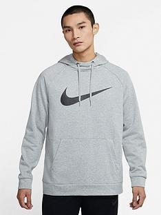 nike-nike-training-dry-fleece-overhead-hoody-dark-grey