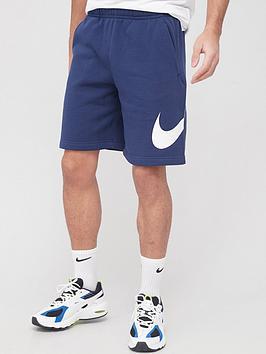 nike-club-graphic-shorts-navy