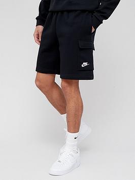 nike-club-cargo-shorts-black