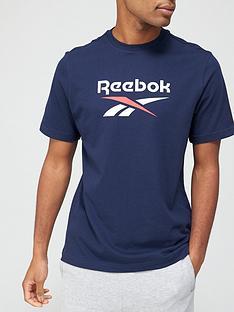 reebok-classic-vector-logo-t-shirt-navynbsp