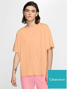 nike-nswnbspessential-t-shirt-orangenbsp