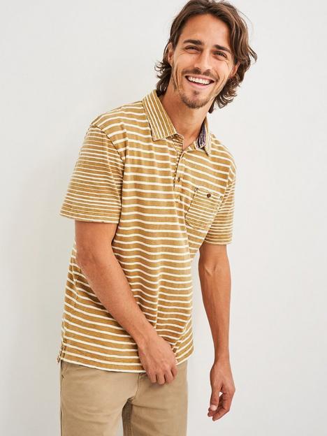white-stuff-bronsea-stripe-polo-yellownbsp