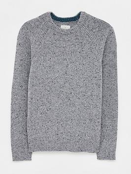 white-stuff-ashby-nep-crew-neck-jumper-grey