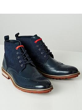joe-browns-note-leather-brogue-boots-blue