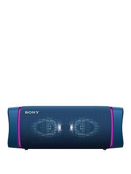 sony-xb33-extra-basstrade-portable-bluetoothreg-speaker-blue