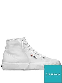 superga-2295-high-top-plimsoll-white