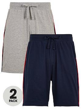 very-man-valuenbsp2-pack-side-stripe-short-multi