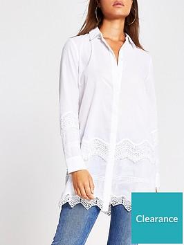 river-island-cutwork-detail-shirt-white