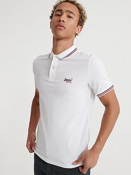 superdry-superdry-classic-micro-lite-polo-shirt-white