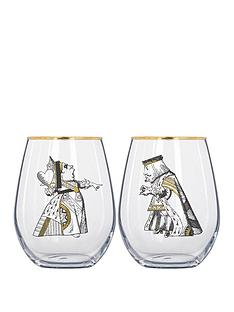 va-alice-in-wonderland-set-of-2-his-amp-hers-tumblers