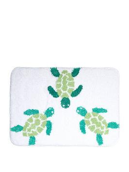 aqualona-turtles-microfibre-bath-matnbsp