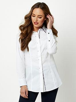 joe-browns-crisp-white-shirt