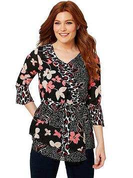 joe-browns-mix-of-prints-blouse-multi