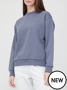 v-by-very-basic-crew-neck-sweat-petrol