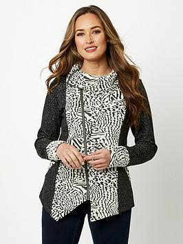 joe-browns-leopard-zip-thru-sweat-grey