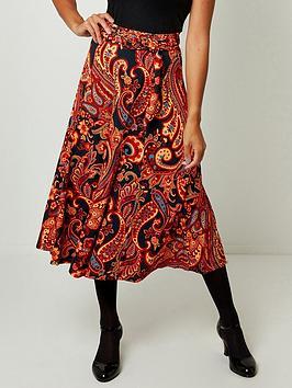 joe-browns-funky-print-skirt-multi