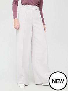 v-by-very-twill-wide-leg-trouser-grey