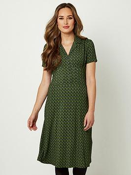 joe-browns-curiosty-dress-green