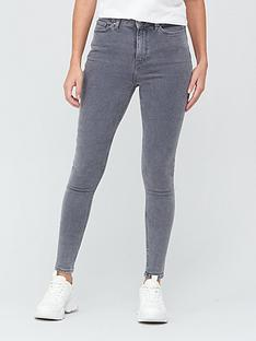 v-by-very-ella-high-waist-skinny-jean-grey