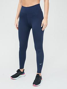 nike-the-one-leggings-navy