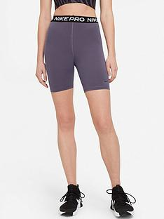 nike-pro-training-365-7-inch-high-rise-shorts-indigo