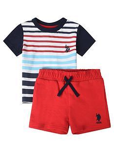 us-polo-assn-toddler-boys-stripe-t-shirt-and-short-set-stripe