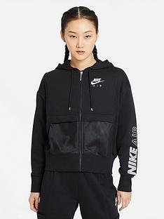 nike-air-nsw-air-full-zip-hoodie-black