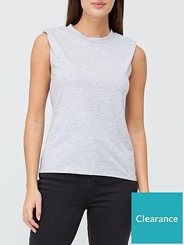 v-by-very-padded-shoulder-vest-top-grey