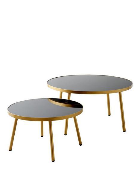 halo-set-ofnbsp2-side-tables-blackgold