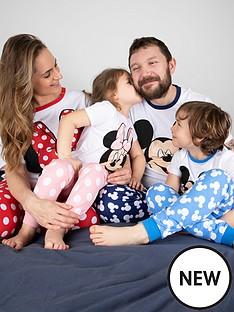 minnie-mouse-girls-disney-family-pyjamasnbsp--white