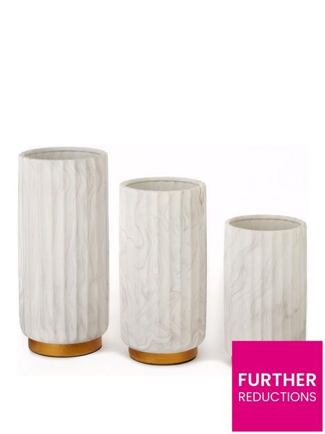 set-of-3-marble-vases