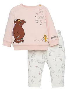 the-gruffalo-baby-girl-gruffalo-2-piece-sweat-and-bottom-set-pink