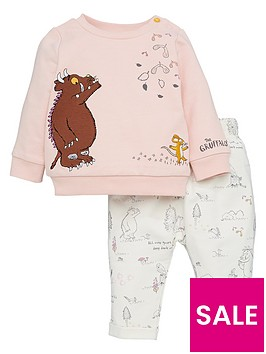 the-gruffalo-baby-girl-gruffalo-2-piece-sweat-and-bottom-set-pink