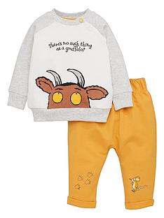 the-gruffalo-baby-boy-gruffalo-2-piece-sweat-and-jogger-set-white