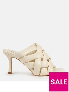 missguided-padded-woven-cross-over-mule