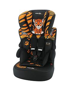 nania-beline-sp-adventure-tiger-group-123-high-back-booster-car-seat