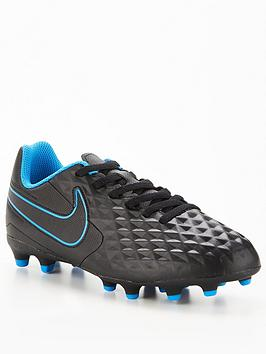 nike-junior-tiempo-8-club-firm-ground-football-boots-black