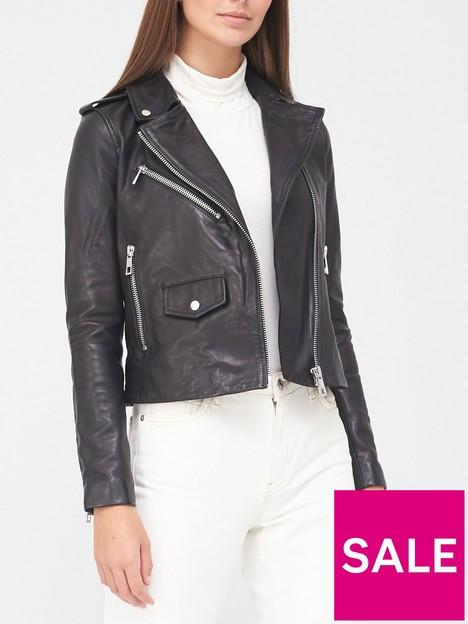 whistles-agnes-pocket-leather-jacket-black