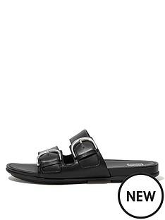fitflop-graccie-leather-slide-flat-sandal--nbspblack