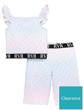 river-island-girlsnbspri-2-piece-ombre-crop-and-leggings-set-multi