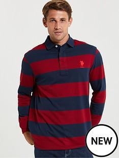 us-polo-assn-us-polo-assn-traditional-rugby-polo-shirt