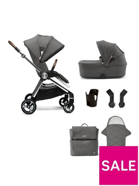 mamas-papas-strada-grey-mist-essentials-kit-6pc