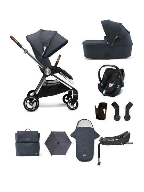 mamas-papas-strada-navy-complete-kit-inc-aton-5